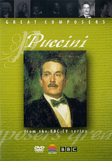 Great Composers: Puccini Сериал: Great Composers инфо 12804j.