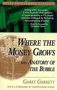 Where the Money Grows and Anatomy of the Bubble Серия: Wiley Investment Classics инфо 13573h.