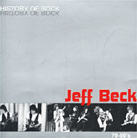 History Of Rock Jeff Beck 70-80`s Серия: History of Rock инфо 6501i.